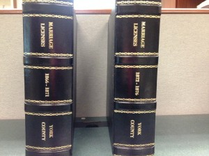 Two Bound Volumes